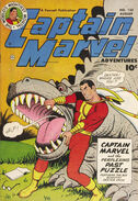 Captain Marvel Adventures Vol 1 135