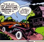 "Catwoman's ""Kitty Car"""
