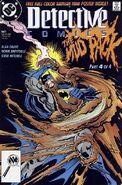 Detective Comics 607