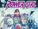 Power Girl Vol 2 19