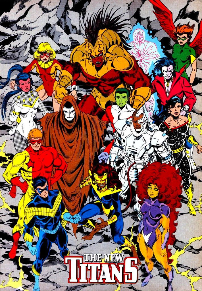 Teen Titans The Future Is Now 95