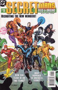 Titans Secret Files and Origins 1