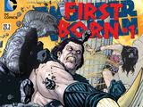 Wonder Woman Vol 4 23.2: First Born