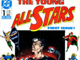Young All-Stars Vol 1 1