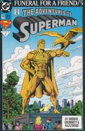 Adventures of Superman Vol 1 499