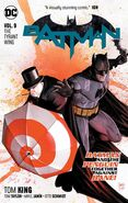 Batman The Tyrant Wing (Collected)