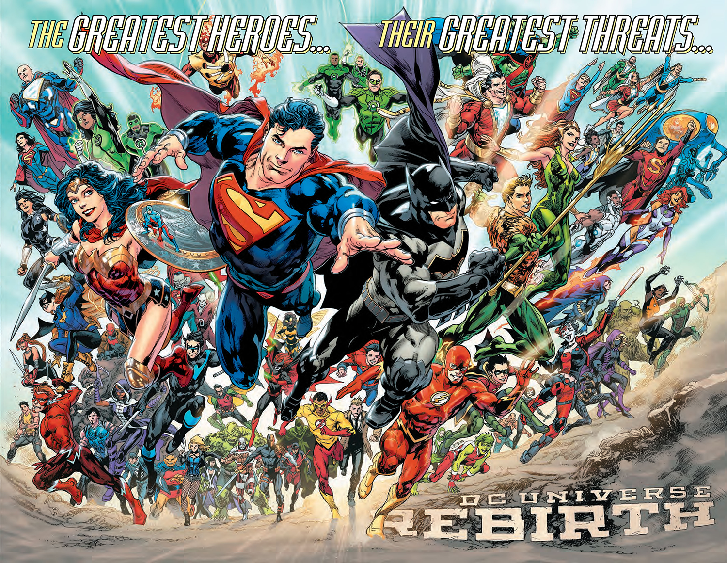 DC Rebirth DC Database FANDOM