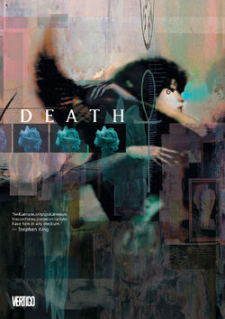 Cover for the Death Trade Paperback