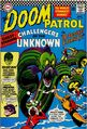 Doom Patrol Vol 1 102