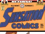 JSA Returns: Sensation Comics Vol 1 1
