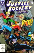 Justice Society of America Vol 2 2