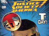 Justice Society of America Vol 3 38