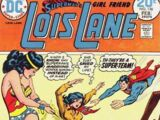 Superman's Girl Friend, Lois Lane Vol 1 136