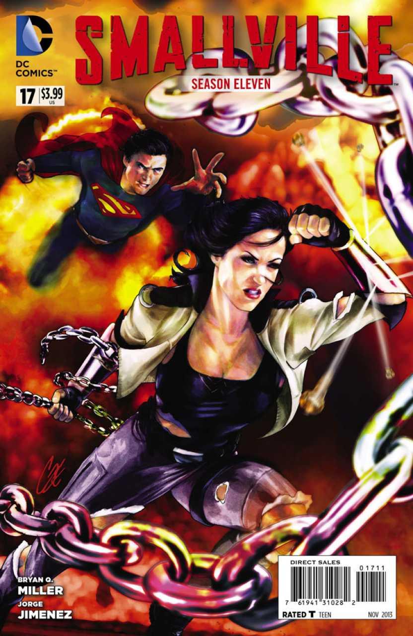 Smallville A Ten Year Epic | Aaron Pierlioni  |Smallville
