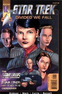 Star Trek Divided We Fall Vol 1 1