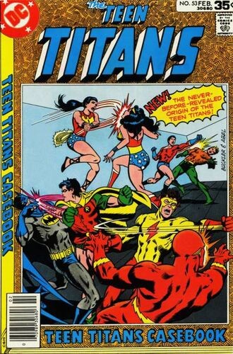 Teen Titans Vol 1 53 | DC Database | FANDOM powered by Wikia