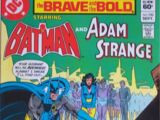 The Brave and the Bold Vol 1 190
