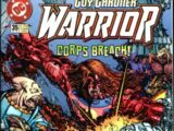 Guy Gardner: Warrior Vol 1 35