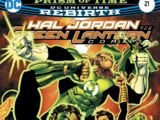 Hal Jordan and the Green Lantern Corps Vol 1 21