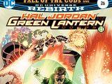 Hal Jordan and the Green Lantern Corps Vol 1 26