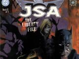 JSA: The Liberty File Vol 1 2