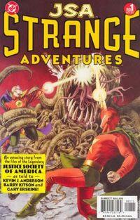 JSA Strange Adventures Vol 1 1