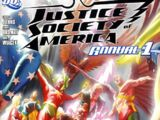 Justice Society of America Annual Vol 3 1