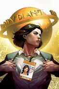 Lois Lane Vol 2 7 Variant Textless