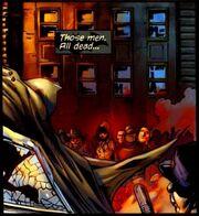 Pandora Detective Comics 001