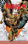 Savage Hawkman Wanted (Collected)
