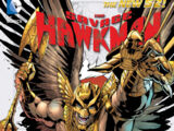 Savage Hawkman: Wanted (Collected)
