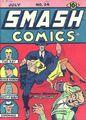 Smash Comics Vol 1 34