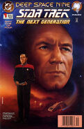 Star Trek TNG-DS9 Vol 1 1