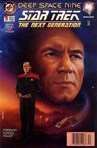 Star Trek TNG-DS9 Vol 1 1