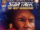 Star Trek: The Next Generation/Star Trek: Deep Space Nine Vol 1 1