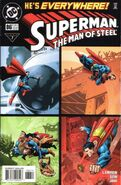 Superman Man of Steel Vol 1 86