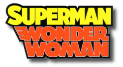 Superman Wonder Woman (2014) logo1
