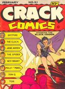 Crack Comics Vol 1 21