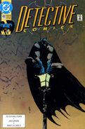 Detective Comics 632