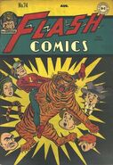 Flash Comics 74
