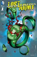 Green Lantern The Lost Army Vol 1 1