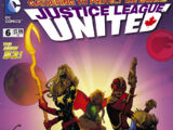 Justice League United Vol 1 6