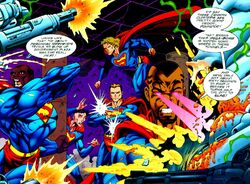 League of Supermen Dead Earth 002