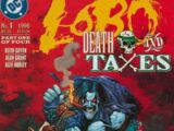 Lobo: Death and Taxes Vol 1 1