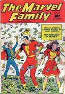 Marvel Family Vol 1 29