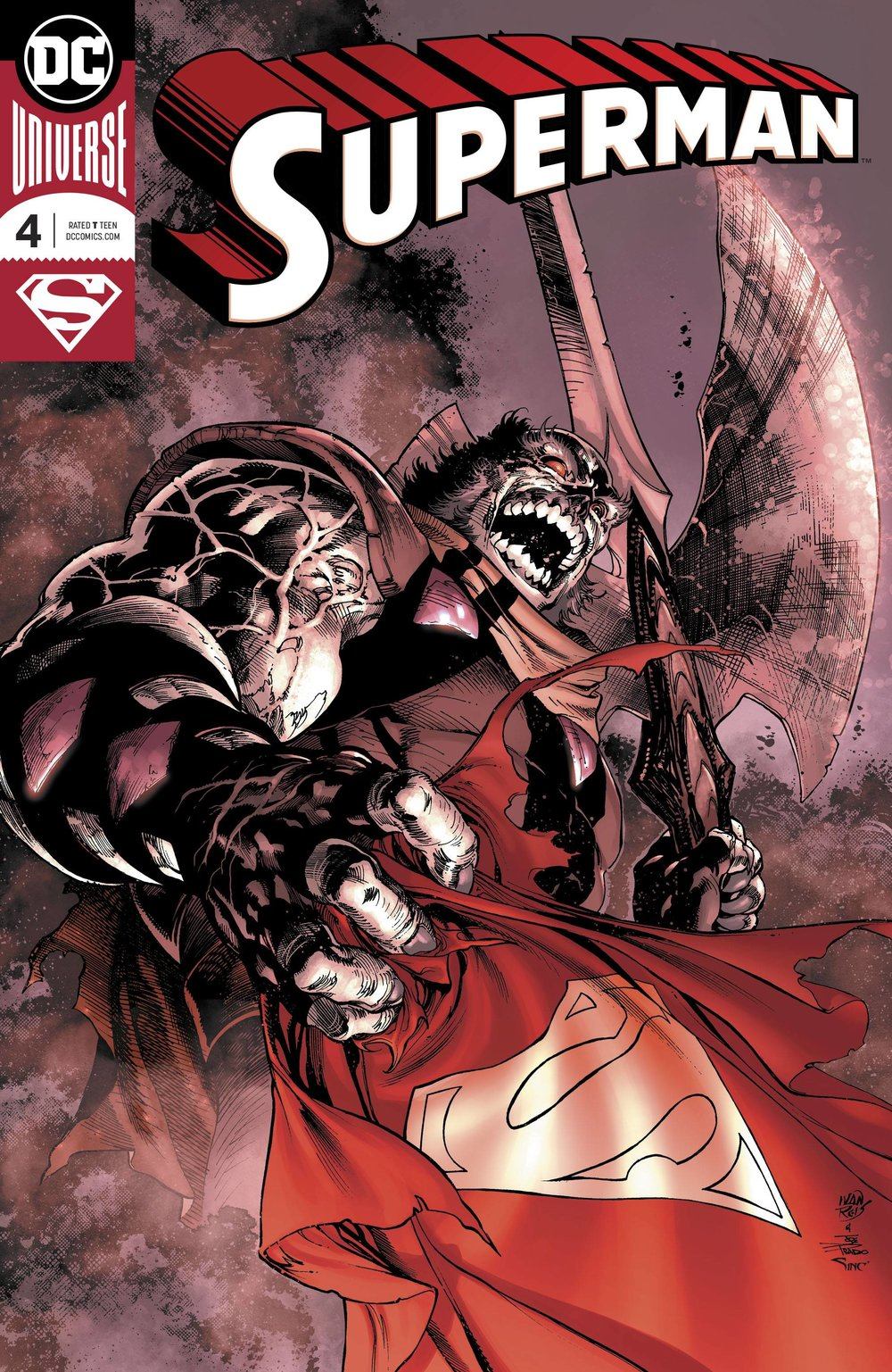 superman vol 5 issue 4 review