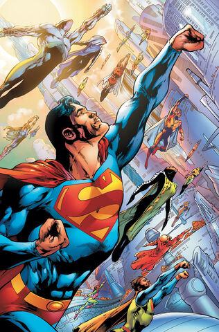 File:Superman World of New Krypton Vol 1 6 Textless Variant.jpg