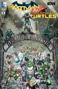 Batman Teenage Mutant Ninja Turtles Vol 1 5