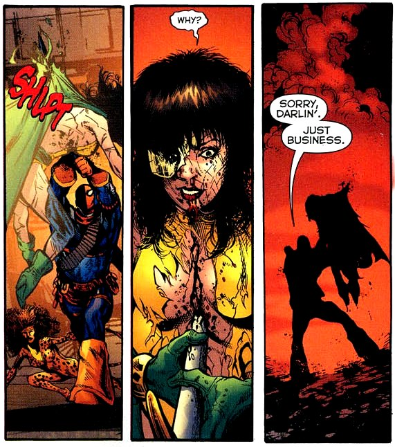La morte di Phantom Lady 2