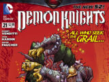 Demon Knights Vol 1 21